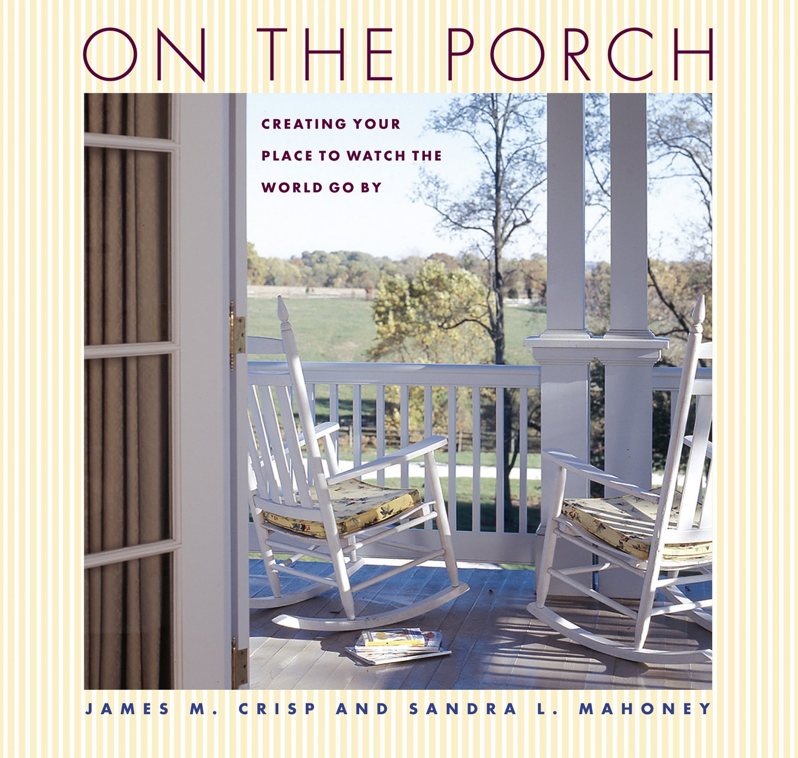 On the Porch Cover