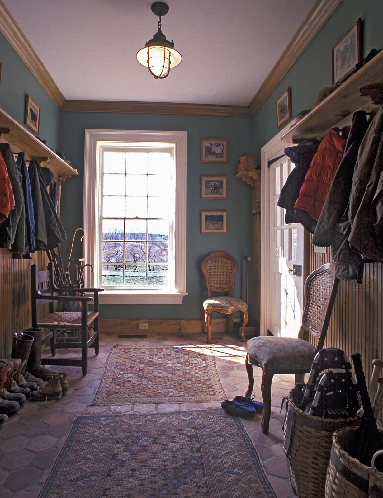 English Country House Drawing Rooms: On The Drawing Board
