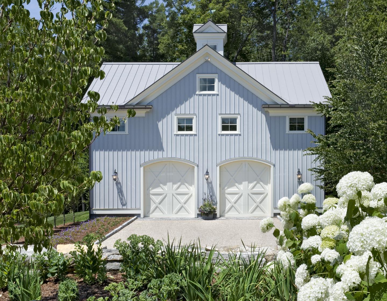 Garage/Guest House