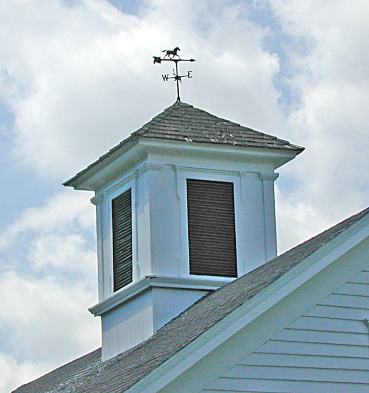 Crisp Architects: In Praise Of Cupolas (Revisited)