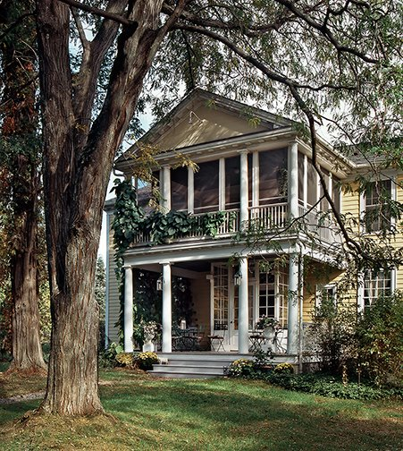 Porch-exterior