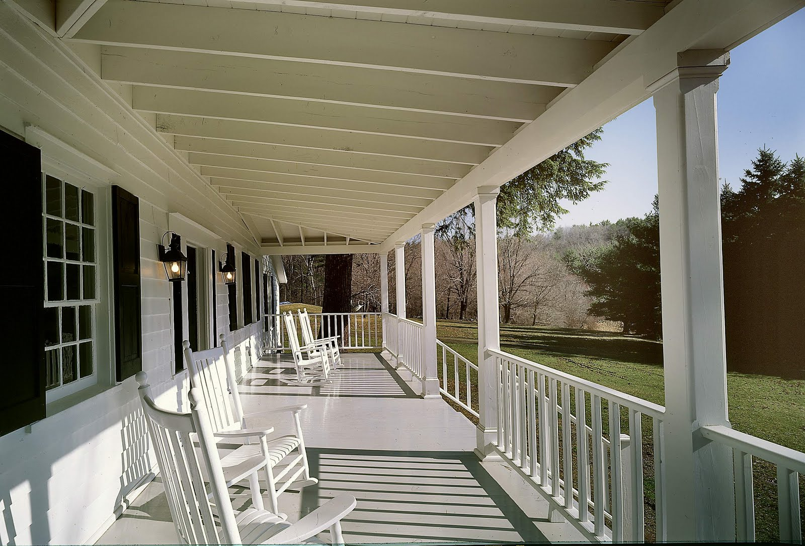 On the drawing board porch costs for Farmhouse front porch pictures