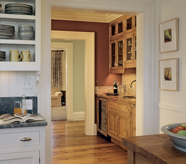 On The Drawing Board Entertaining Made Easier With A Wet Bar
