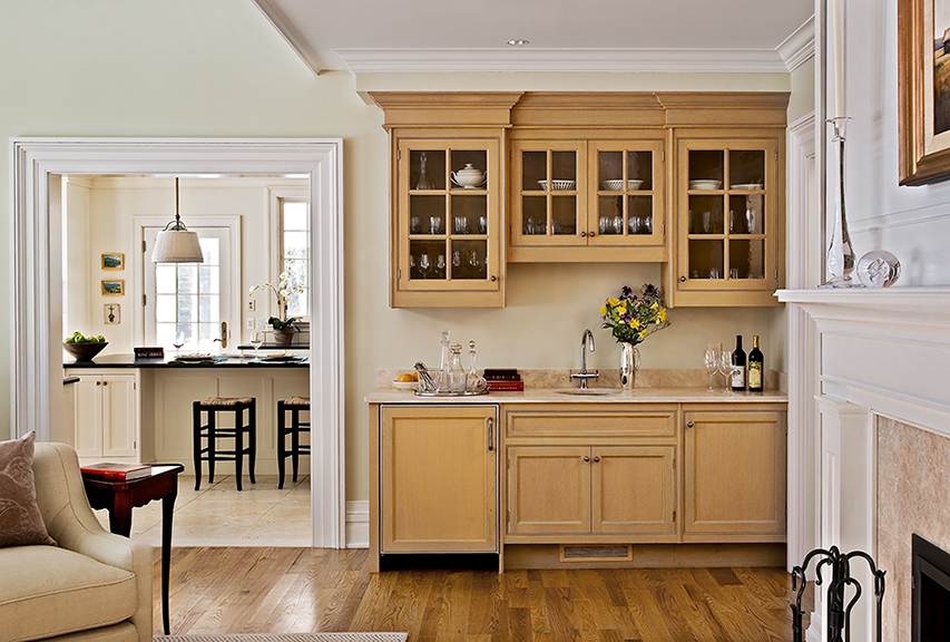 On the drawing board entertaining made easier with a wet bar Wet bar images