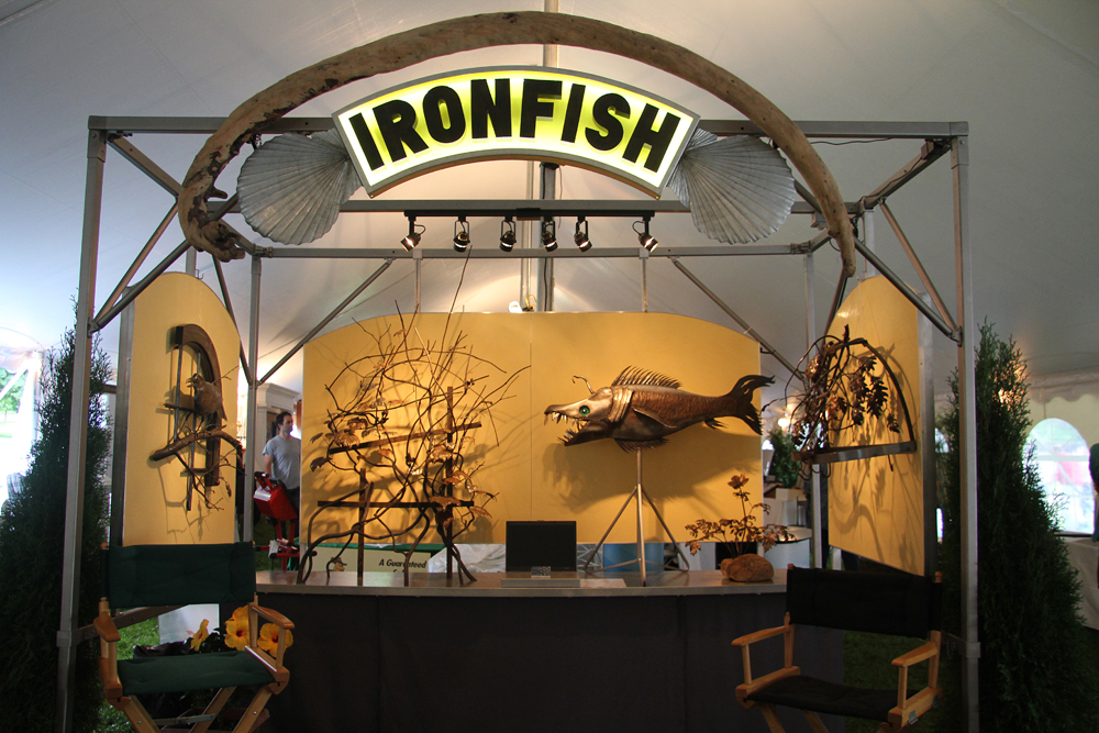 Ironfish, Metalsmith, Artist, Craftsman
