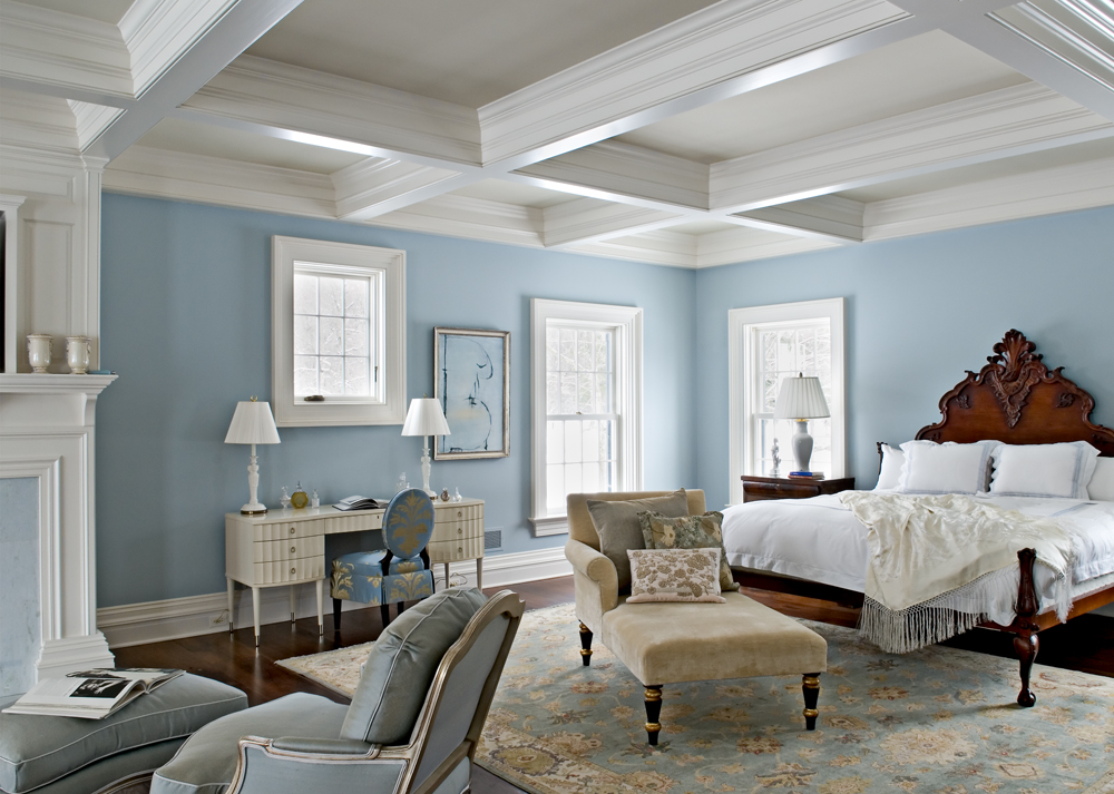 5 Ceiling Treatments - On the Drawing Board