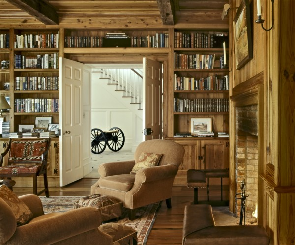 Study with barn beams