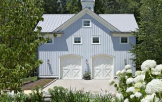 Garage-Guest House