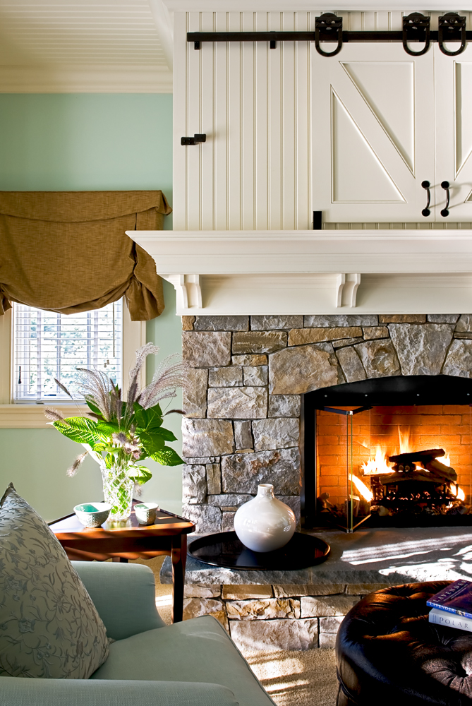 6 Wood Burning Fireplaces Revisited On The Drawing Board