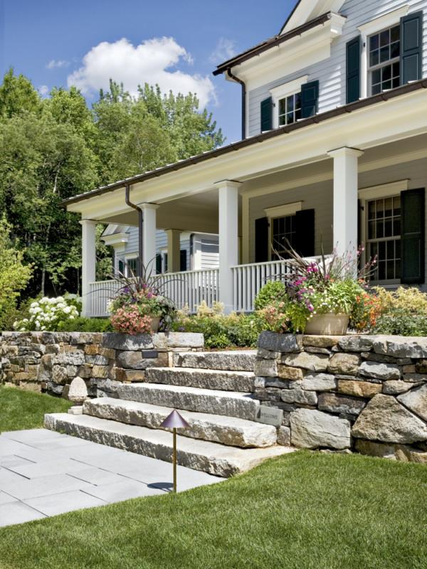 Front Porch Detail