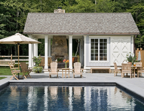 Pool Pavilion (Featured Project)