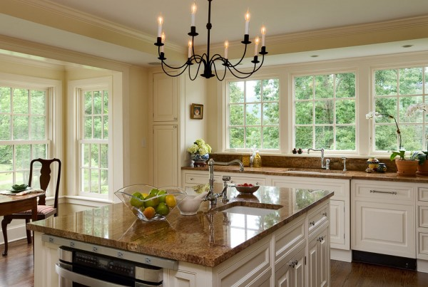 Kitchen and Bay
