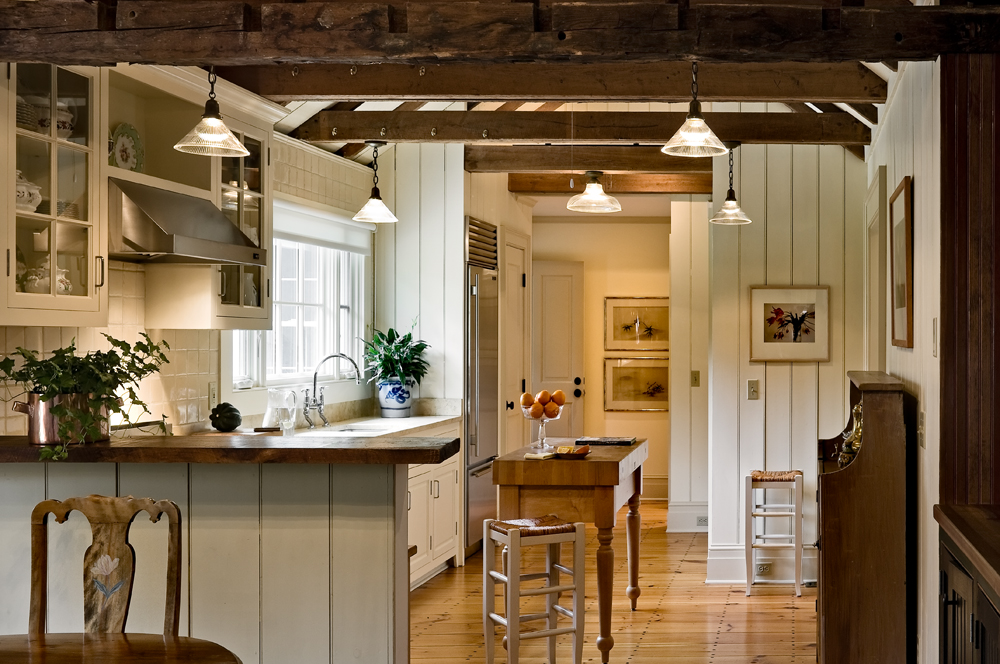 On the drawing board 4 kitchens before and after Small cottage renovation ideas