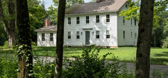 We started with an historic home on a dirt road in the countryside of Massachusetts which had been uninhabited for several years. Our clients came along at just the right time to resurrect this beautiful bit of history. By carefully preserving the antique portions of...