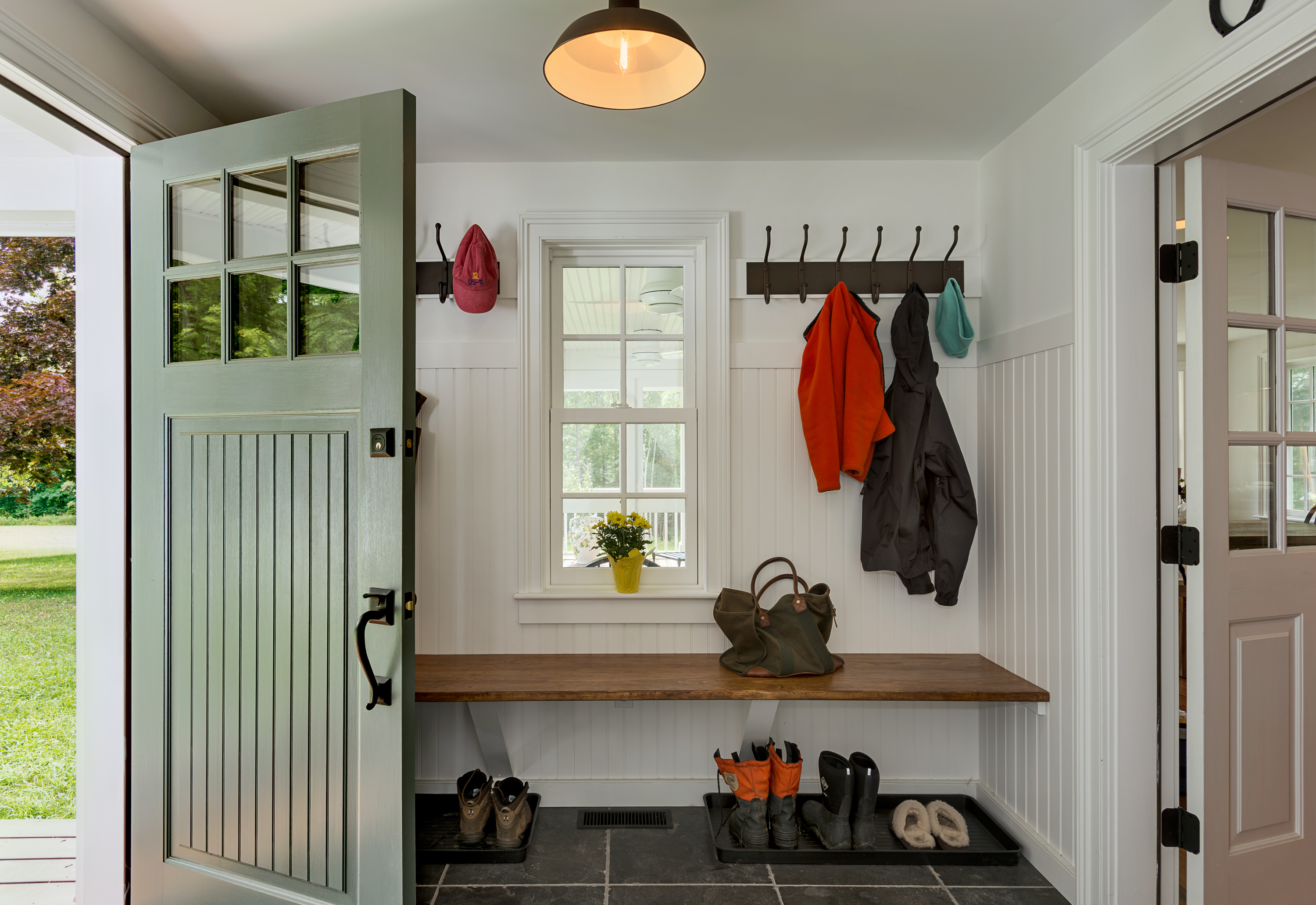 the Drawing Board – 8 Mudroom Entries