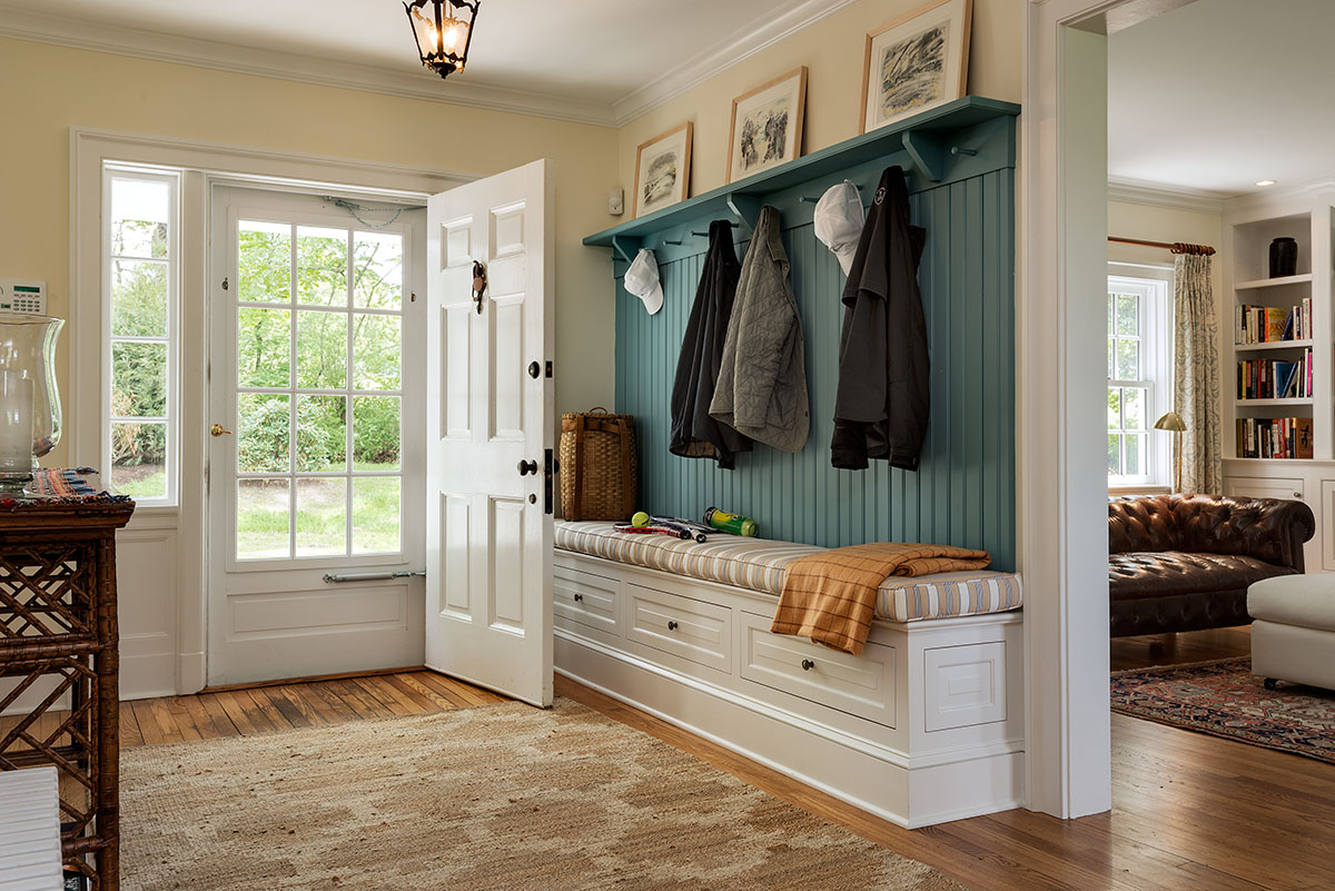 8 mudroom entries on the drawing board. Black Bedroom Furniture Sets. Home Design Ideas