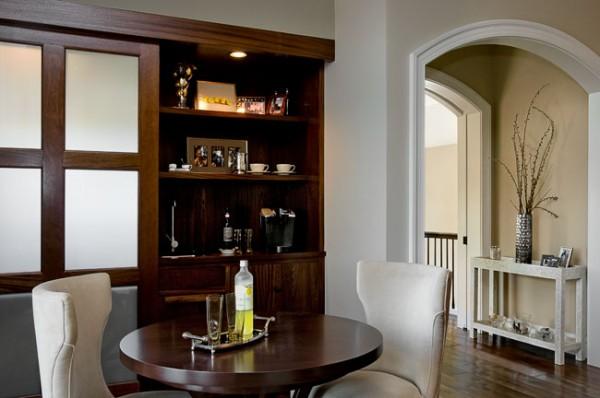 Master Bedroom Coffee Bar
