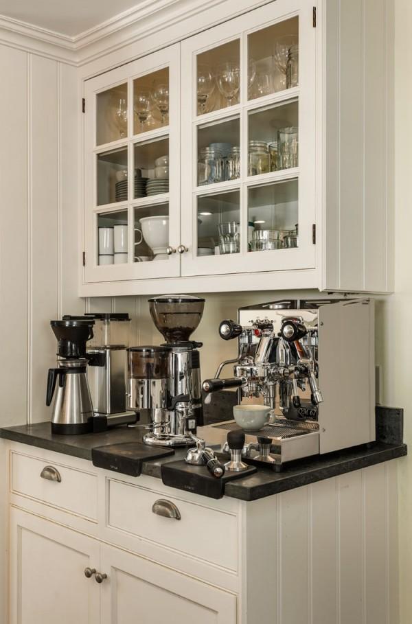 Cappuccino/Espresso Station