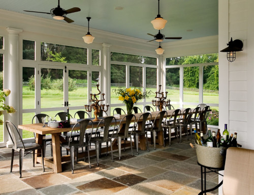 Dinner and Entertaining on 13 Porches