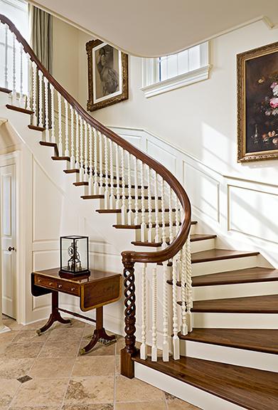 Elaborate Stair