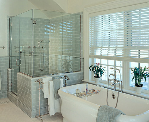 Tub With Shower