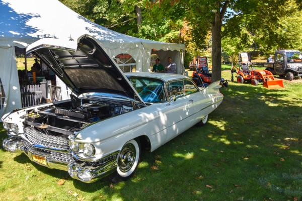 Restored Cadillac
