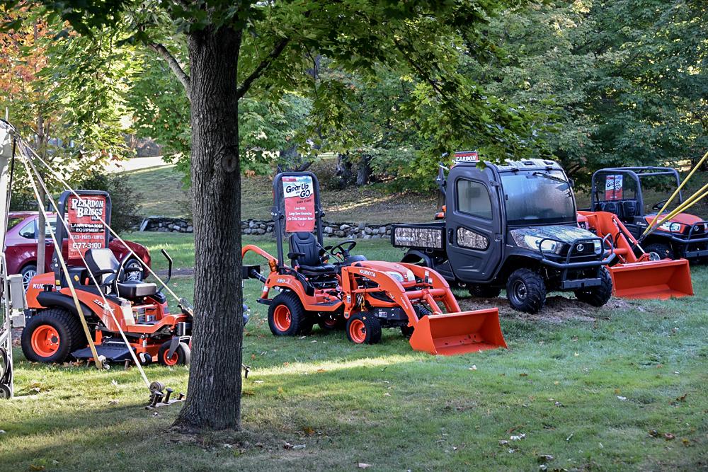 Reardon Briggs Kabota Lawn Tractors