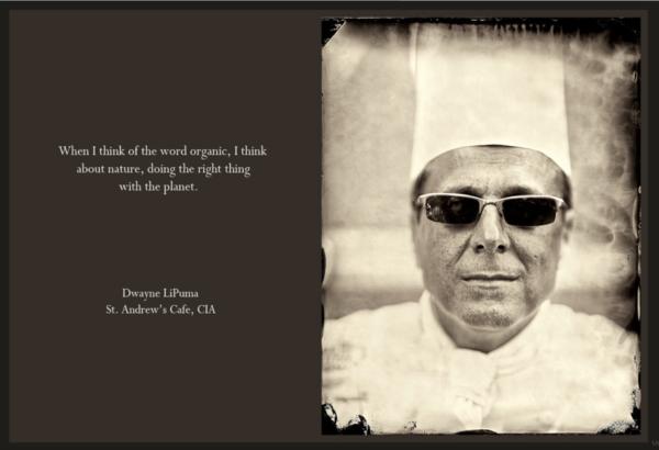 Dwayne DiPuma-Chef, C.I.A.