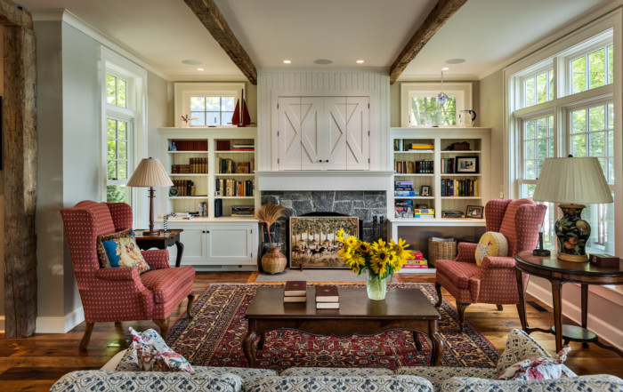 12 Living/Family Rooms