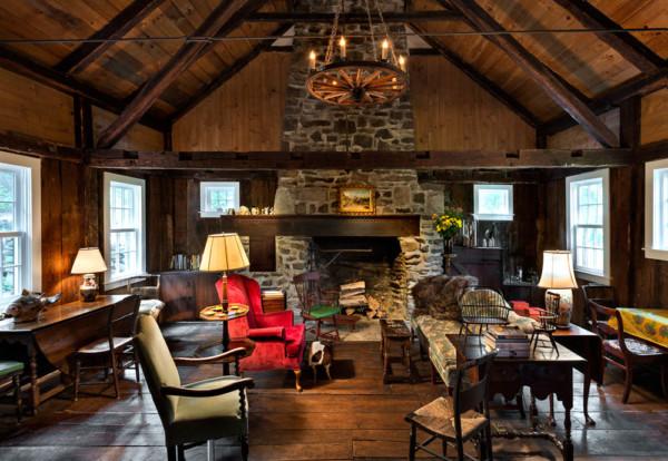 Restored Writer's Cottage