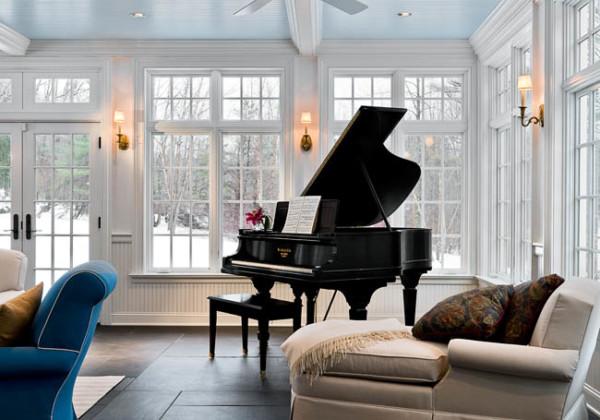 Sun Room Piano