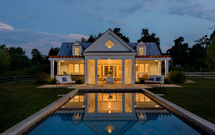 Pool House in the Country (Featured Project)