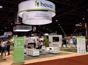 Houzz Booth