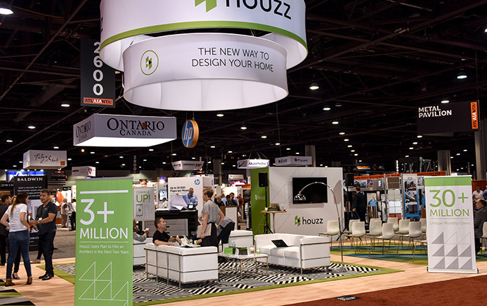 Over 300 Exhibitors Including Our Favorite-Houzz