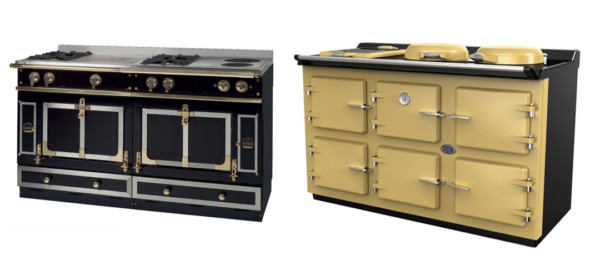 La Cornue and Aga Stoves