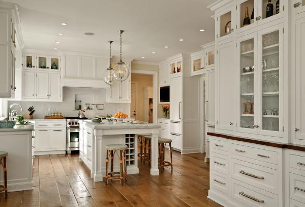 JEM Woodworking Kitchen