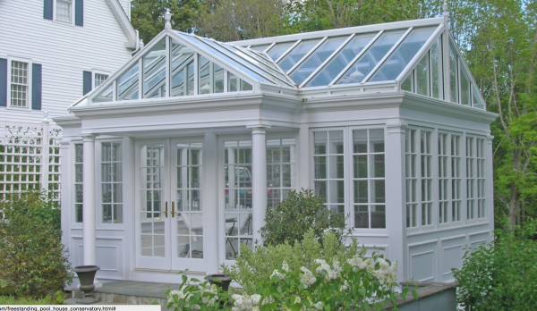 Glass House Conservatories