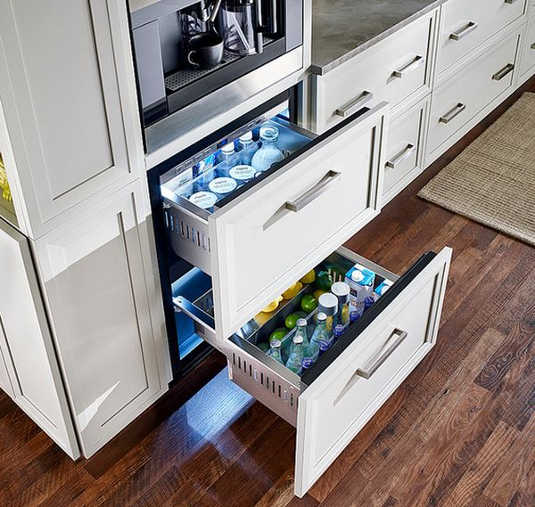 Under Counter Refrigerators and Freezers