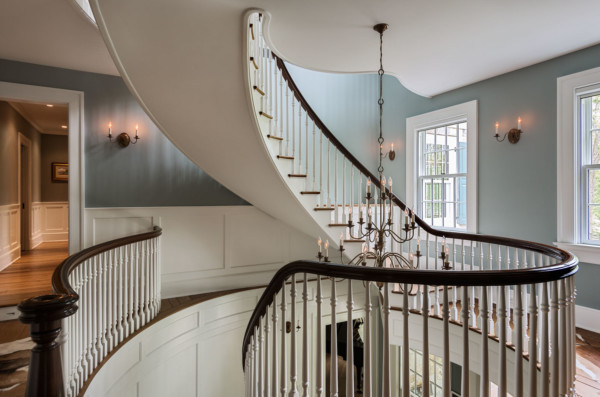 Spiral Stair After