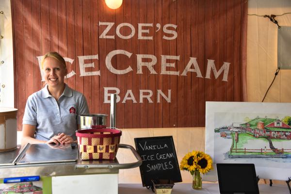 Zoe's Ice Cream
