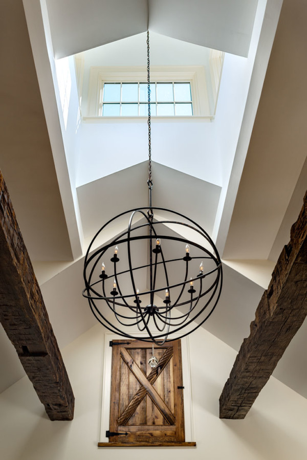 Light in Barn/Loft Space