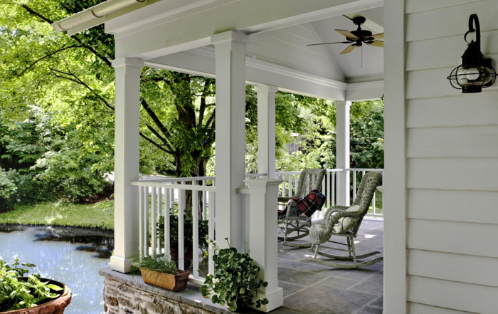 Porch Renovation (Revisited)