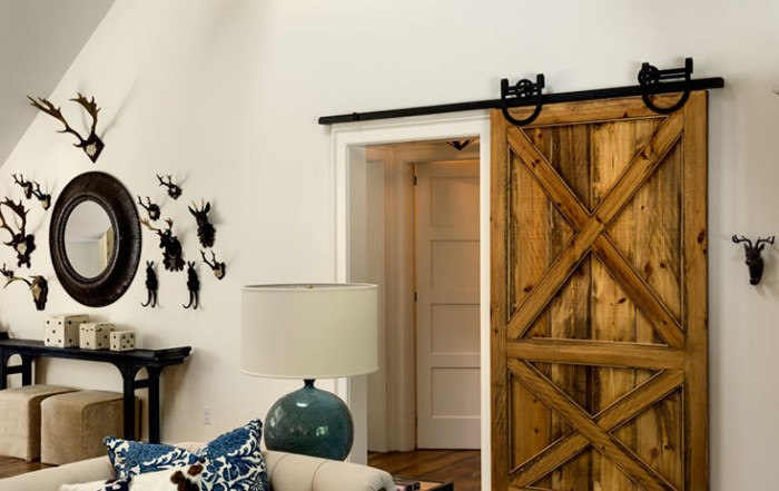 5 Rolling, Barn Style Doors