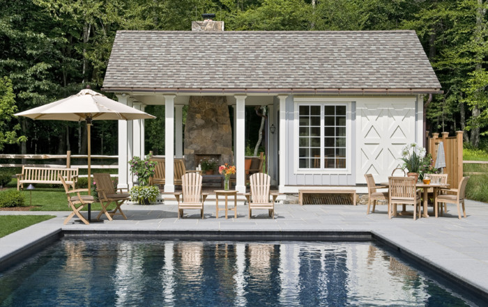 9 Pool Houses of Summer