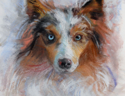 Painted Hounds animal portraits
