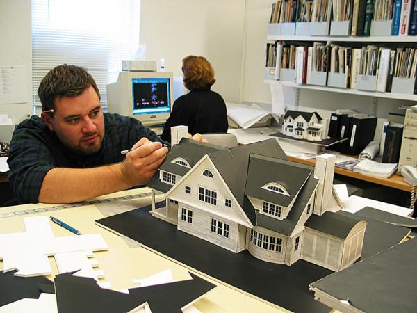 Model Under Construction