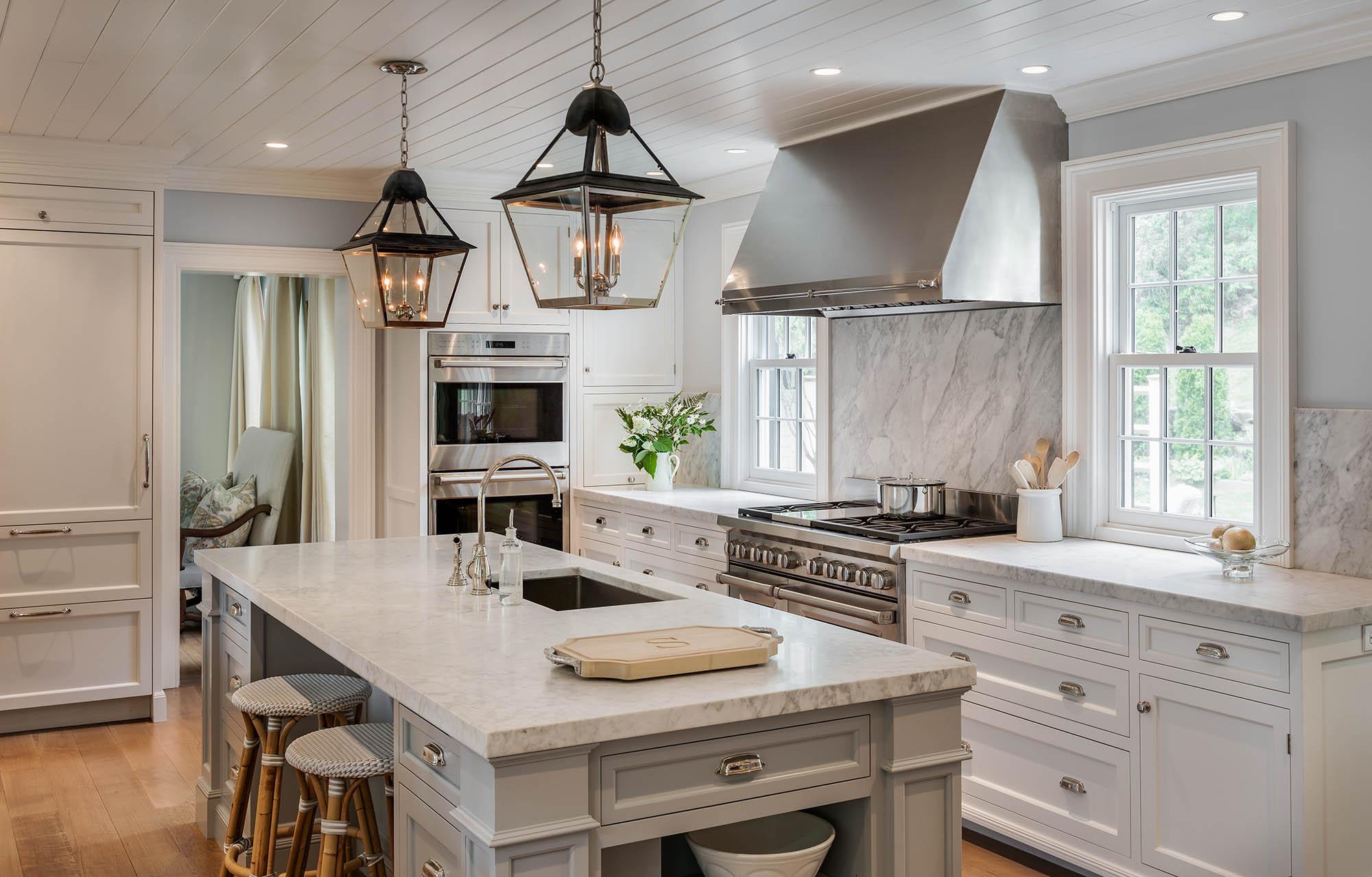 Kitchen Full of Grey