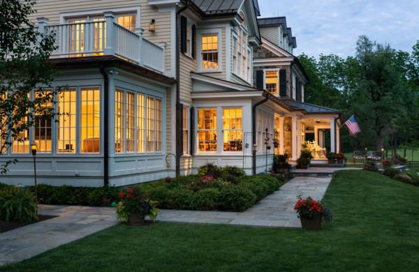 Streamside Home