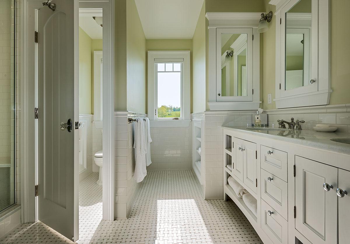 Bathroom in the Eaves