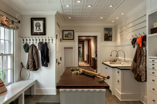 Mud Room Task Lighting